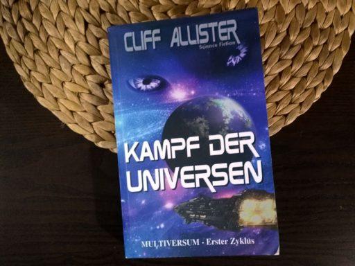 Cliff Allister - Kampf der Universen