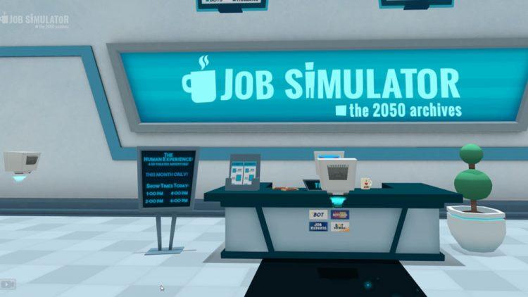 Job Simulator: Besuch eines Arbeitsmuseums