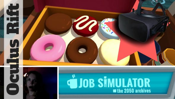 Job Simulator – Arbeiten in der Virtual Reality