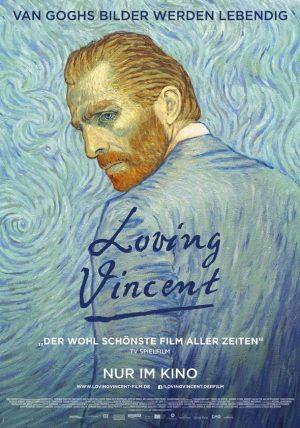 """Filmposter von """"Loving Vincent"""""""