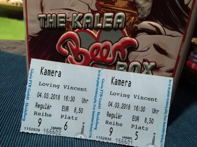 Loving Vincent - Tickets