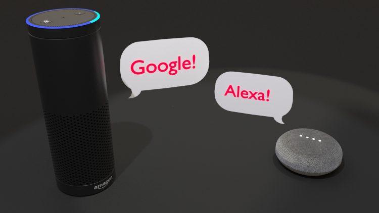 Alexa und Google