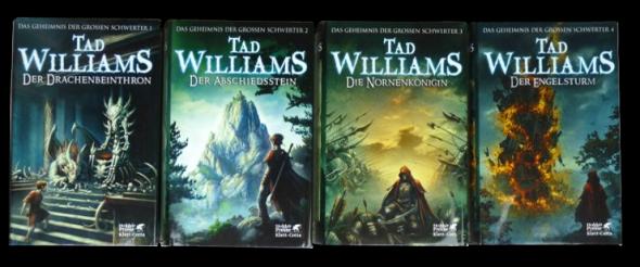 Tad Williams – Das Geheimnis der Großen Schwerter (Saga)
