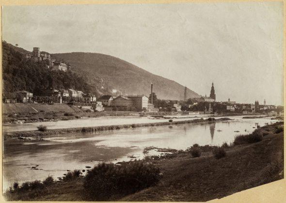 Es war einmal – Heidelberg vor 100 Jahren auf historischen Fotos