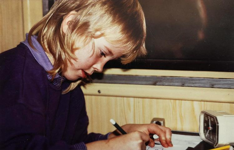 1989 im D-Zug
