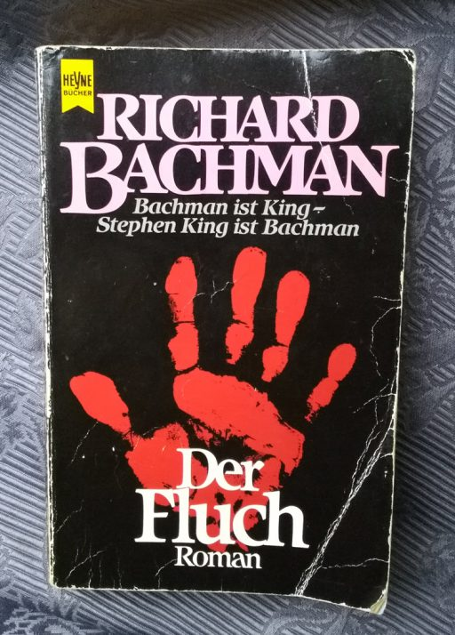 Richard Bachman - Der Fluch