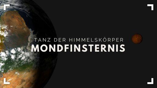 Mondfinsternis Blender 3D