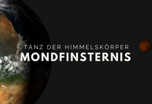 Mondfinsternis Blender 3D