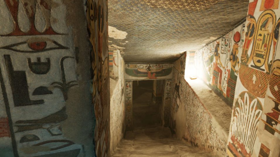 Nefertari - Journey to Eternity