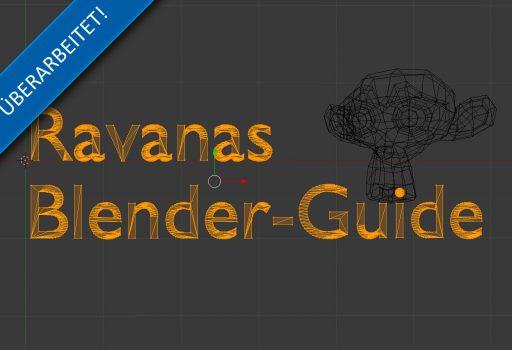 Ravanas Blender-Guide für Anfänger