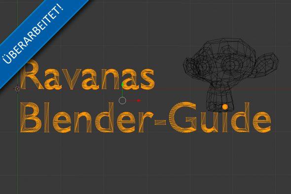 Blender-Guide für Anfänger – Fange einfach mit Blender 2.8 an!