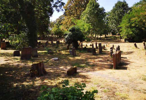 Jüdischer Friedhof Worms