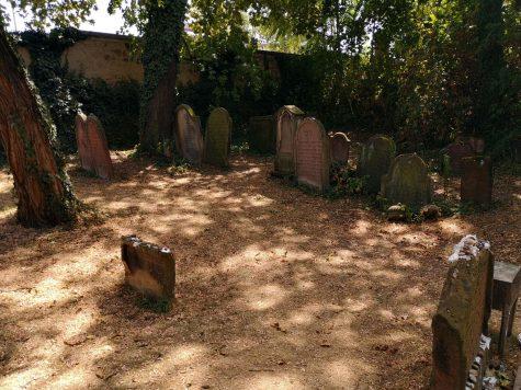 Rabbinertal auf dem Jüdischen Friedhof Worms