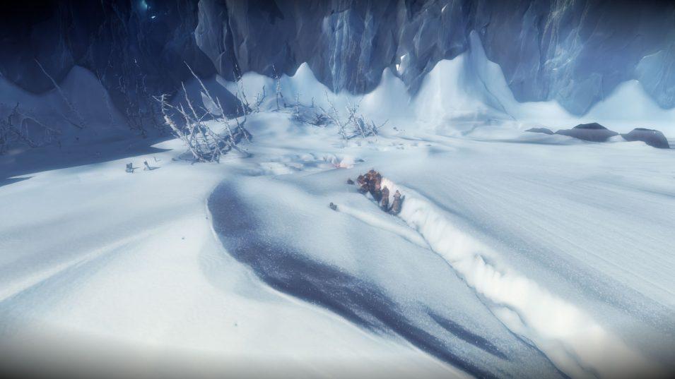 Schneewehen in Frostpunk