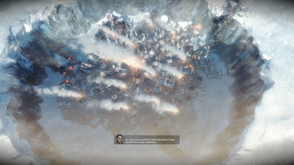 Frostpunk - Sturm überstanden!