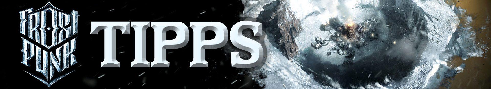 Tipps für das Aufbaustrategiespiel Frostpunk