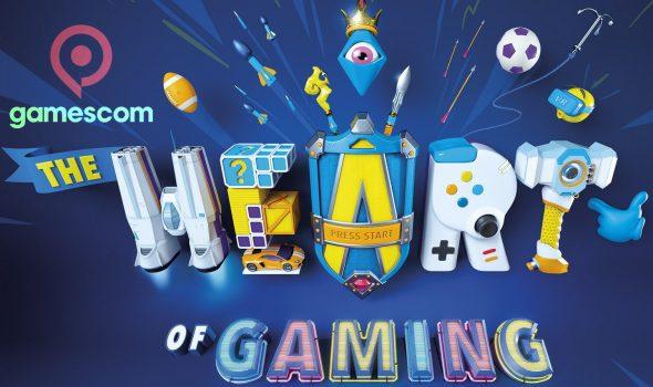 Auf zur Gamescom nach Köln!