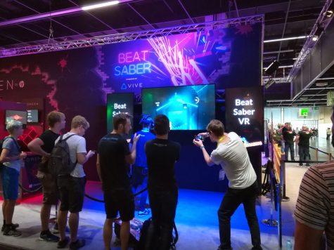 Beat Saber auf der Gamescom