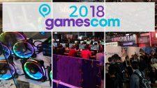 Eindrücke von der Gamescom 2018