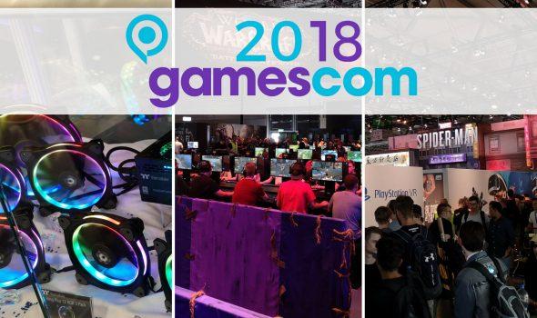 Gamescom 2018 – Warteschlangen, Shitstorms und coole Entdeckungen