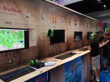 Gamescom 2018 - Die Siedler History