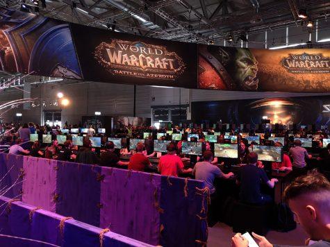Gamescom 2018 - WoW