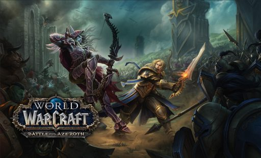 WoW - Battle for Azeroth