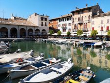 Hafenbecken Desenzano