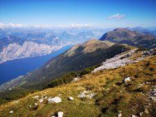 Blick zur Bergstation