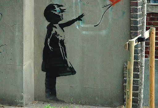Banksy schreddert Lebensgehalt – und niemanden juckt's?