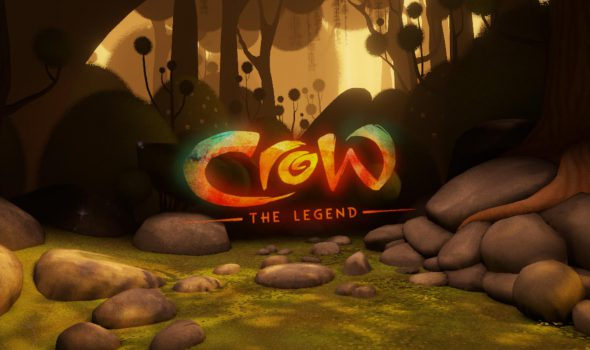 Revolution des Zuschauens: VR-Kurzfilm Crow – The Legend