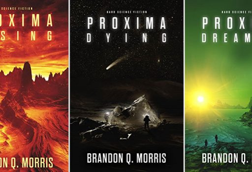 Brandon Q. Morris - Proxima-Reihe