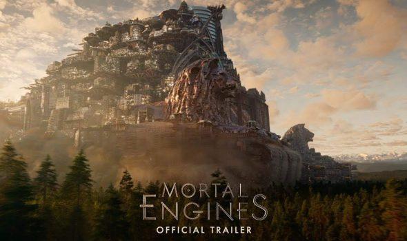 [Kino] Mortal Engines – Raubstädte auf Rädern