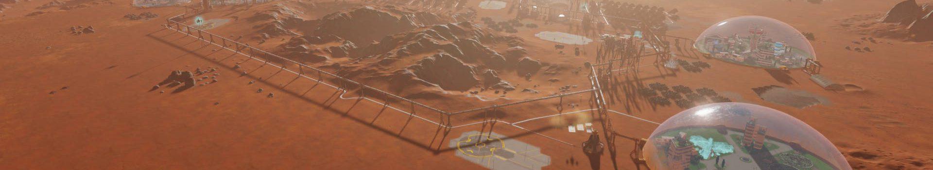 Surviving Mars: Katastrophen und Ressourcenmanagement