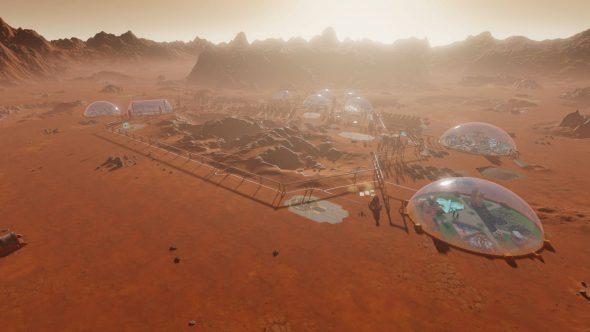 Zweiter Blick in Surviving Mars: Katastrophen und Ressourcenmangel