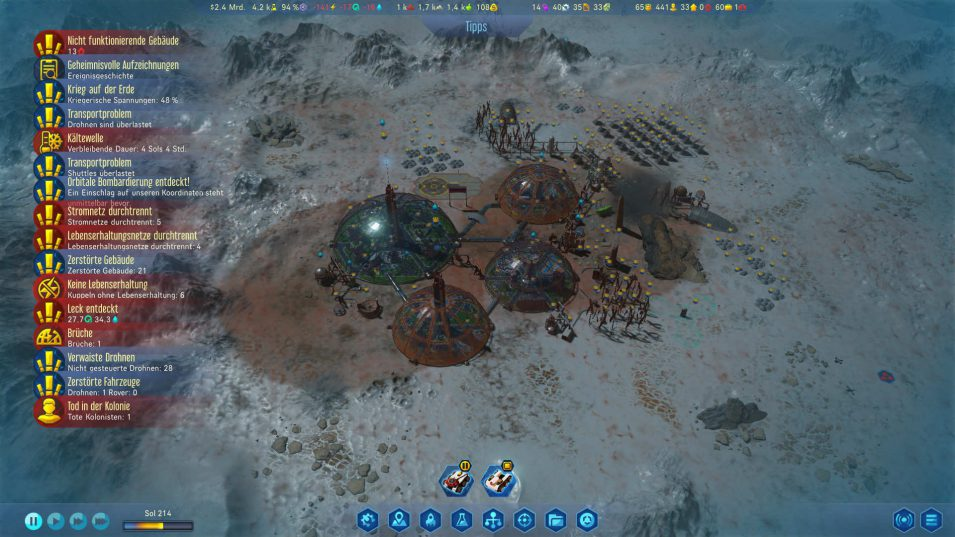 Mein Super-GAU in Surviving Mars