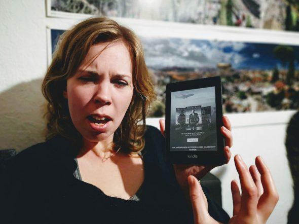 """Amazon zu Lucyda: """"Du stehst doch sicher total auf Liebesromane"""" – WTF?!"""