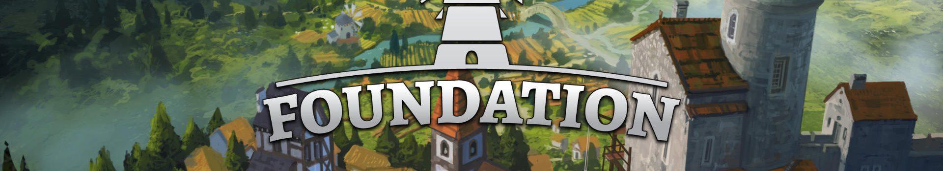 Foundation – Lass eine mittelalterliche Stadt wachsen!