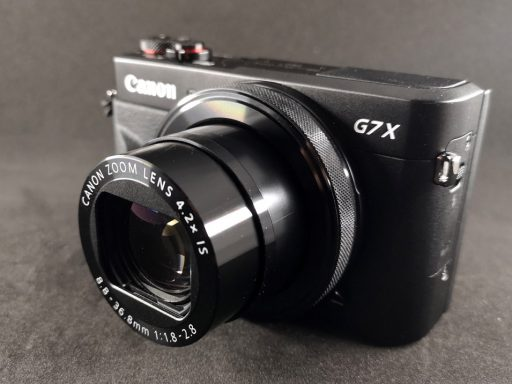 Canon Powershot G7 X II