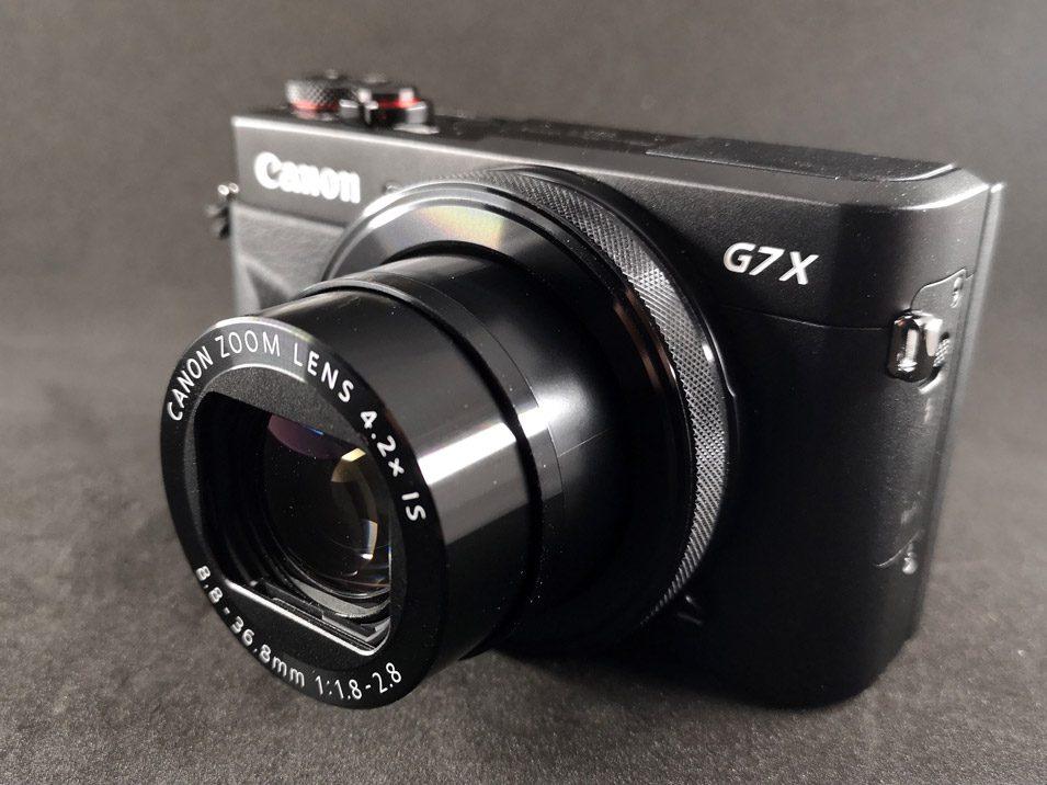 Canon Powershot G7 X II