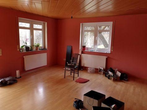 Wohnzimmer mit Duft des Orients
