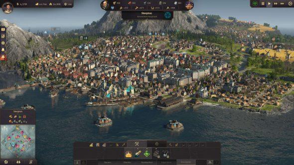Warum sind die Schiffe in Anno 1800 so dumm?