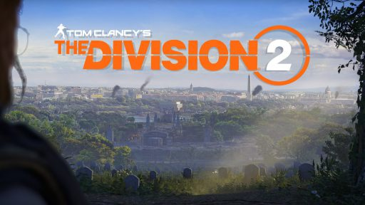 Division 2 Startbildschirm