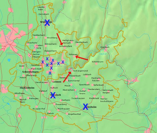 Rhein-Neckar-Kreis KFZ-Zulassung