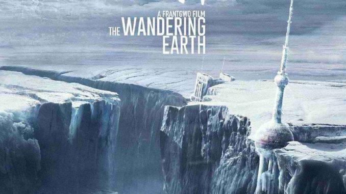 Wandering Earth: Shanghai tiefgefroren
