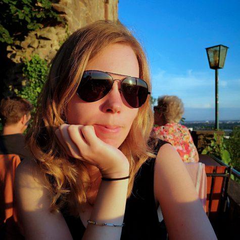 Debbie auf der Strahlenburg