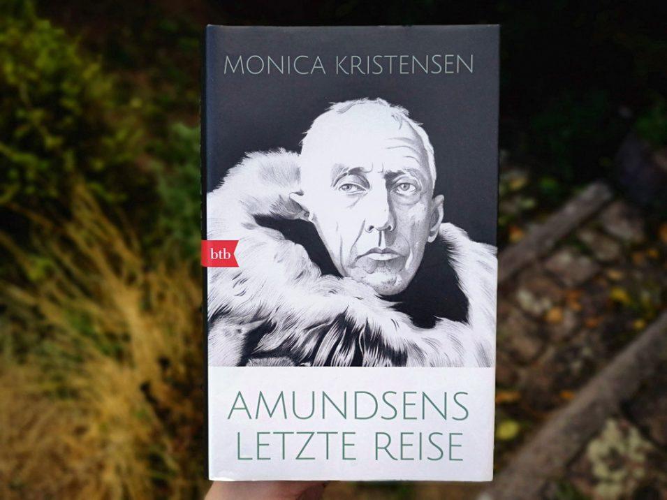 Monica Kristensen - Amundsens letzte Reise Cover