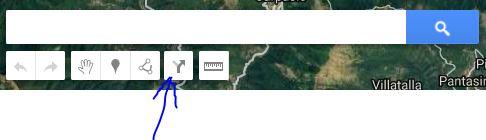 Routenplaner in Google MyMaps