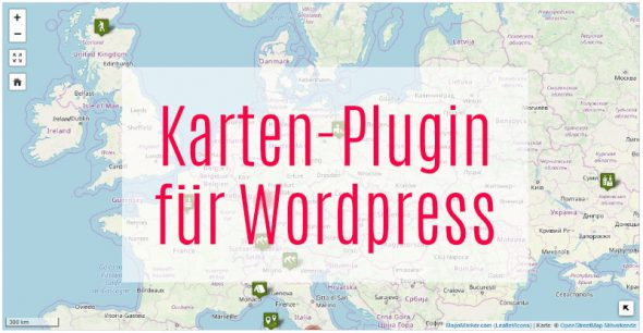 Das beste Karten-Plugin für WordPress: Maps Marker Pro