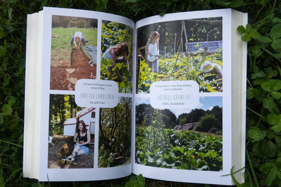 Bilderseite aus Regine Rompa - Unser Hof in der Bretagne